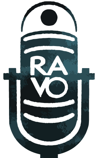 Rex Anderson Voice Over Actor Banner Logo