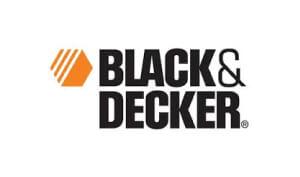 Rex Anderson Voice Over Actor Black Decker Logo