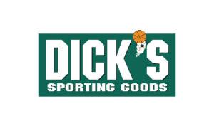 Rex Anderson Voice Over Actor Dicks Logo