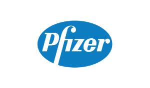 Rex Anderson Voice Over Actor Pfizer Logo