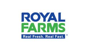 Rex Anderson Voice Over Actor Royal Farms Logo