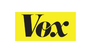 Rex Anderson Voice Over Actor Vox Logo